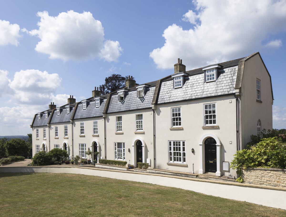 Private housing, Wincanton, Somerset
