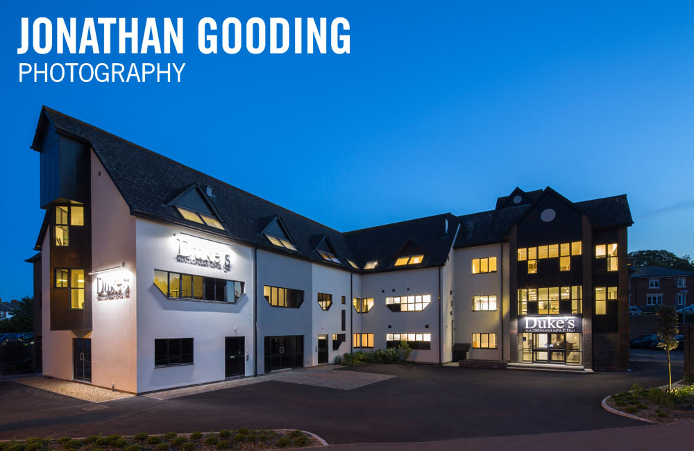 Jonathan Gooding Architectural Photography- Dukes Auctioneers