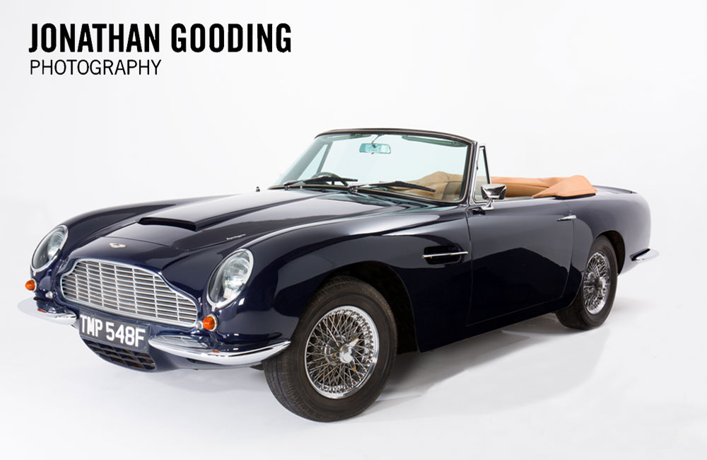 Aston Martin DB6 Vantage Volante Sold for £675,000